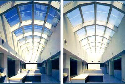 Оригинальная технология смарт стекла с монохромной пленкой PDLC