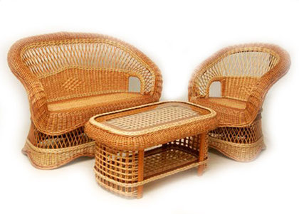 Оригинальное оформление ресторанов при помощи плетеной мебели
