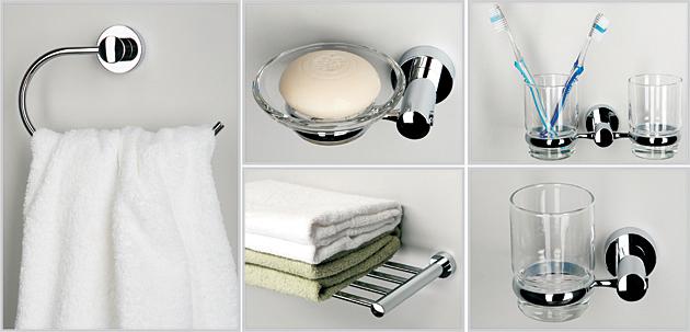 Принадлежности для ванной