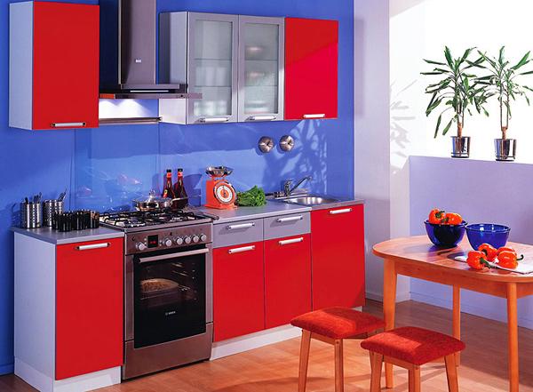 Оригинальный дизайн выбираем кухни эконом класса