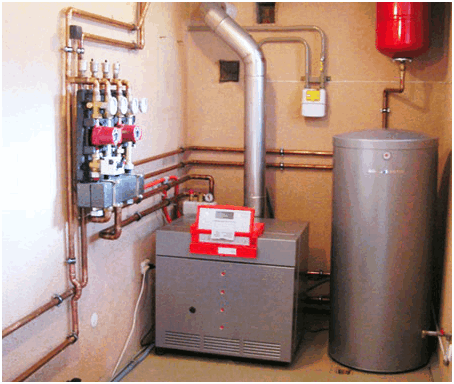 Преимущества установки автономного отопления