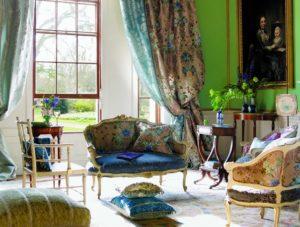 Ароматические занавески — отличная идея для ашего дома
