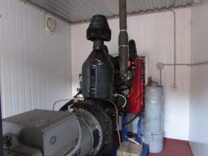Дизельные электростанции в контейнере «Север» – работа оборудования в любых климатических условиях