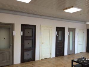 Экошпон – идеальная отделка для межкомнатных дверей