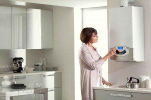 Газовое отопление – идеальное решение для частного дома