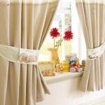 Как красиво оформить шторы на окнах