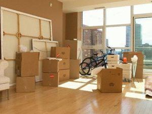 Как происходит офисный переезд?