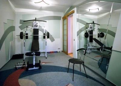Как выбрать оборудование для тренажерного зала — организация домашнего фитнес-центра