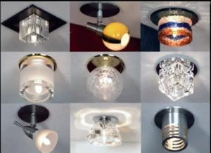 Как  выбрать светильник, который  дополнит задуманный интерьер?