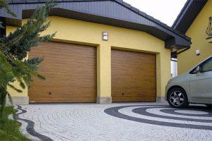 Какие ворота выбрать для гаража?
