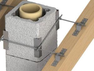 Керамический дымоход: причины популярности и особенности монтажа