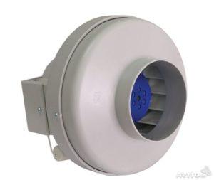 Конструкционные особенности канального вентилятора