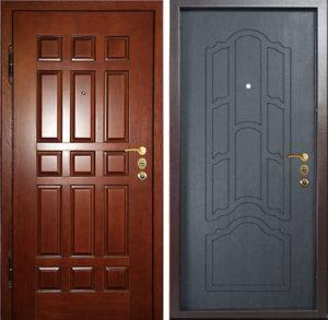 Критерии выбора металлических дверей
