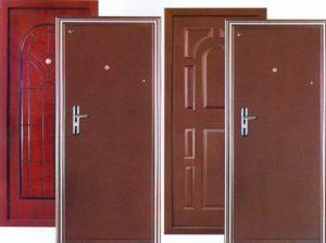 Критерии выбора металлических дверей для дома