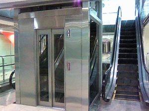 Лифты и эскалаторы – обязательный атрибут современного здания