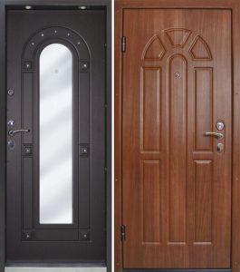 Металлические входные двери – красота и надёжная защита