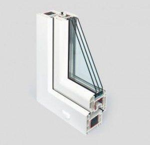 Окна из систем профилей REHAU – сочетания стиля и функциональности