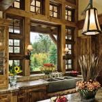 Окна в деревянных домах (43 фото): особенности выбора и установки