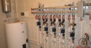 Организация газовой котельной в частном доме