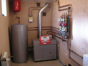 Основные виды газовых котлов отопления