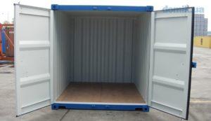Особенности аренды контейнеров для хранения своих вещей