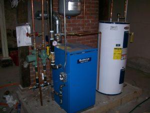 Особенности использования напольных газовых котлов
