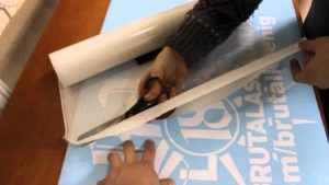 Особенности применения технологии плоттерной резки