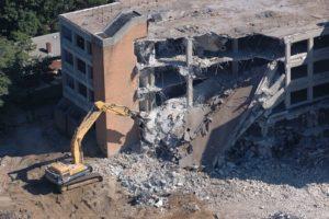 Особенности разработки проекта демонтажа здания