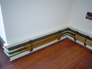 Отопление квартиры или дома с помощью водяного конвектора