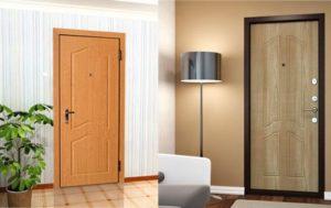Причины популярности входных стальных дверей