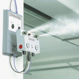 Принцип действия промышленных увлажнителей воздуха