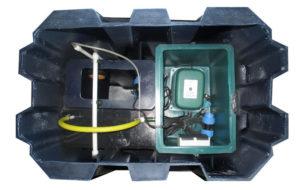 Принцип действия станции биологической очистки ERGOBOX