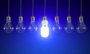 Сравнение ламп накаливания и энергосберегающих ламп