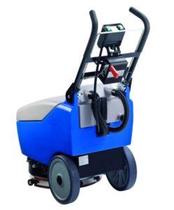 Удобные помощники в уборке – аккумуляторные поломоечные машины