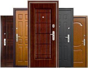 Входные металлические двери для дома и офиса