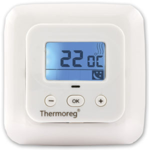 Виды терморегуляторов для тёплого пола