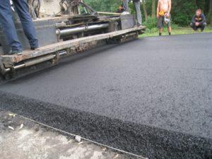 Все плюсы асфальтирования дорожного покрытия